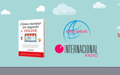 Cómo Montar un Negocio Online en Radio Internacional