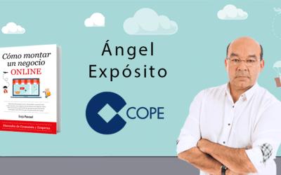 Entrevista a Borja Pascual en La Tarde de Cope