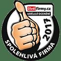 Spolehlivá firma 2017, www.Montaze-Solta.cz