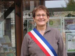 Marie-Therese Drevet - Maire