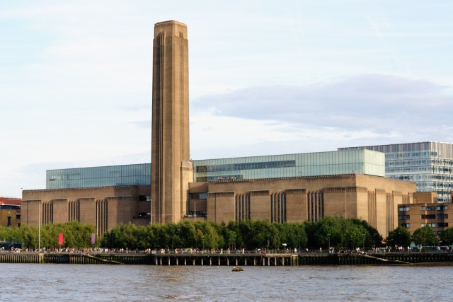 The Tate Modern London