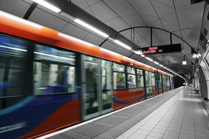 famous tube stations