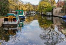 Seven Autumnal Escapes In London