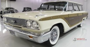 Ретро – 1963 Форд Country Squire