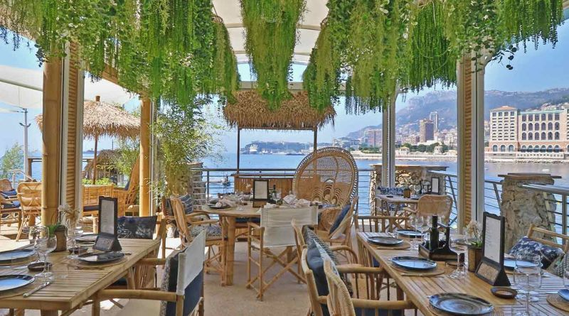 LA VIGIE LOUNGE & RESTAURANT IS WAITING FOR YOU IN MONTE-CARLO
