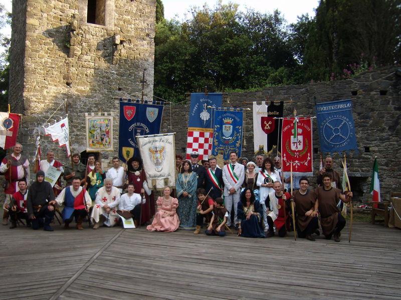 V° Palio dei Quartieri 2011 – III° Disfida Castelli della Valdinievole