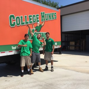 College Hunks Moving MCG Warehouse