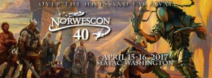 NorWesCon 2017 banner