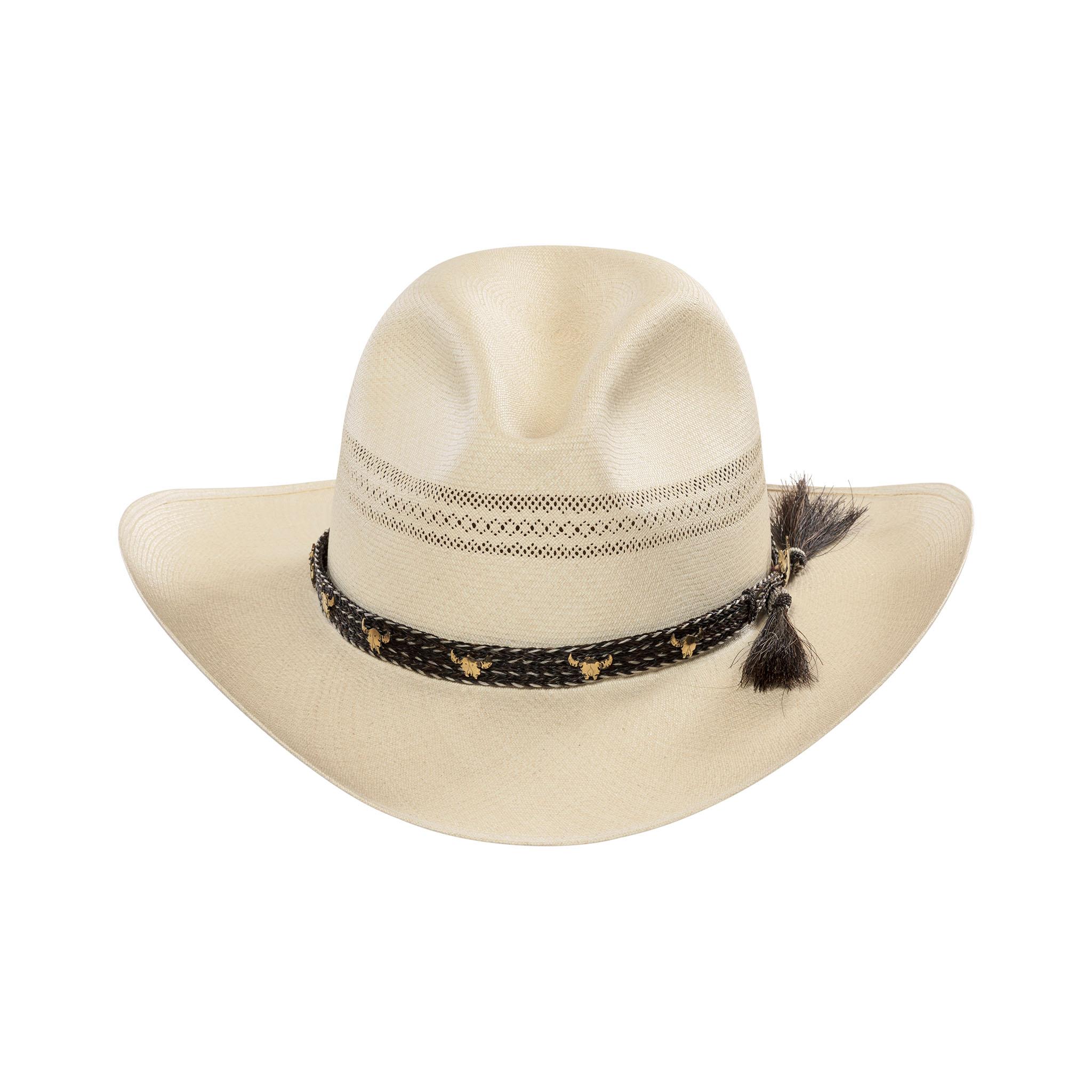 Cordon Low Gus Panama Hat