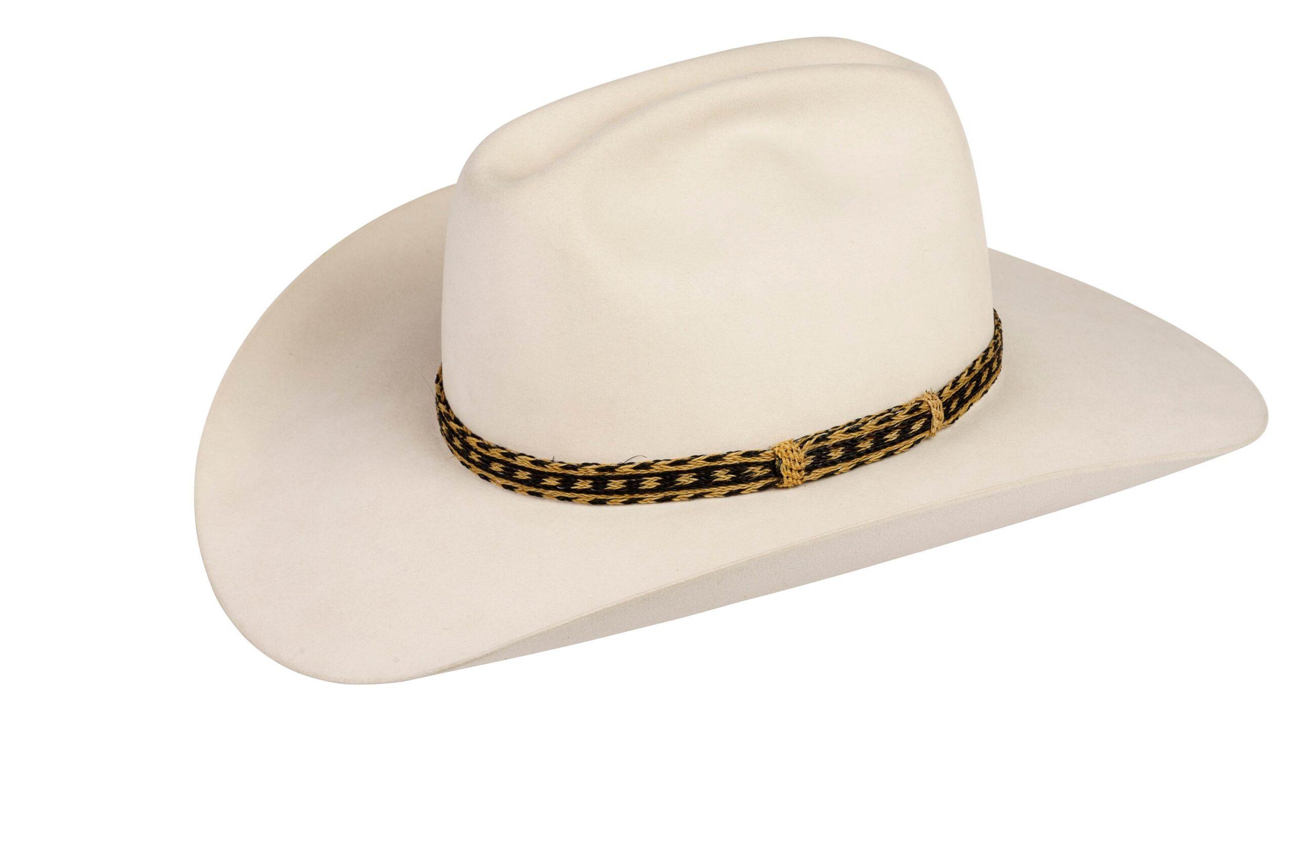 Hernandez Horsehair Hat Band 6123