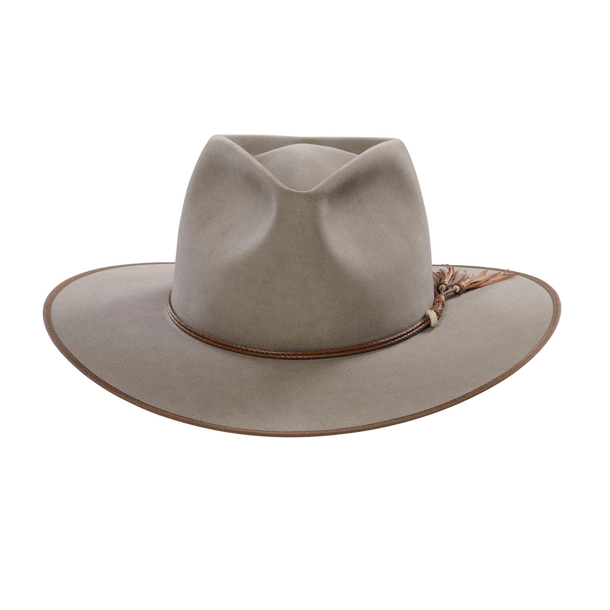 Hunter Fur Felt Hat