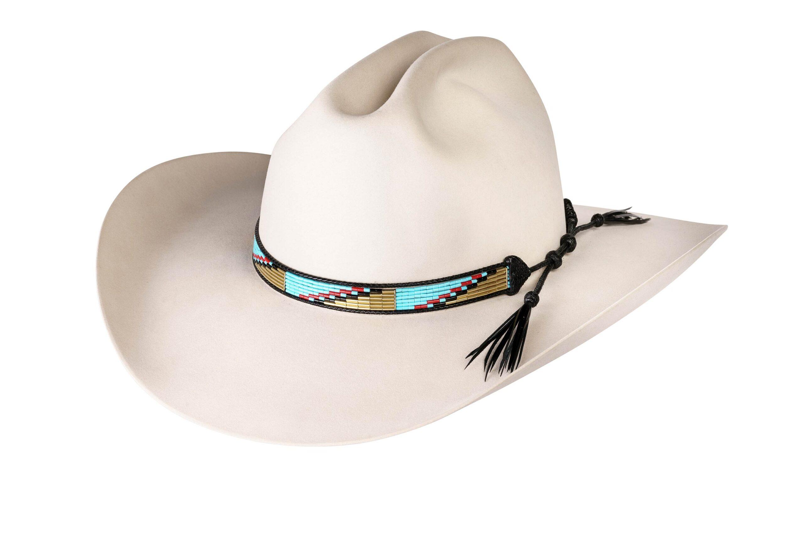 Estrada 6 Strand Rodeo Hat Band