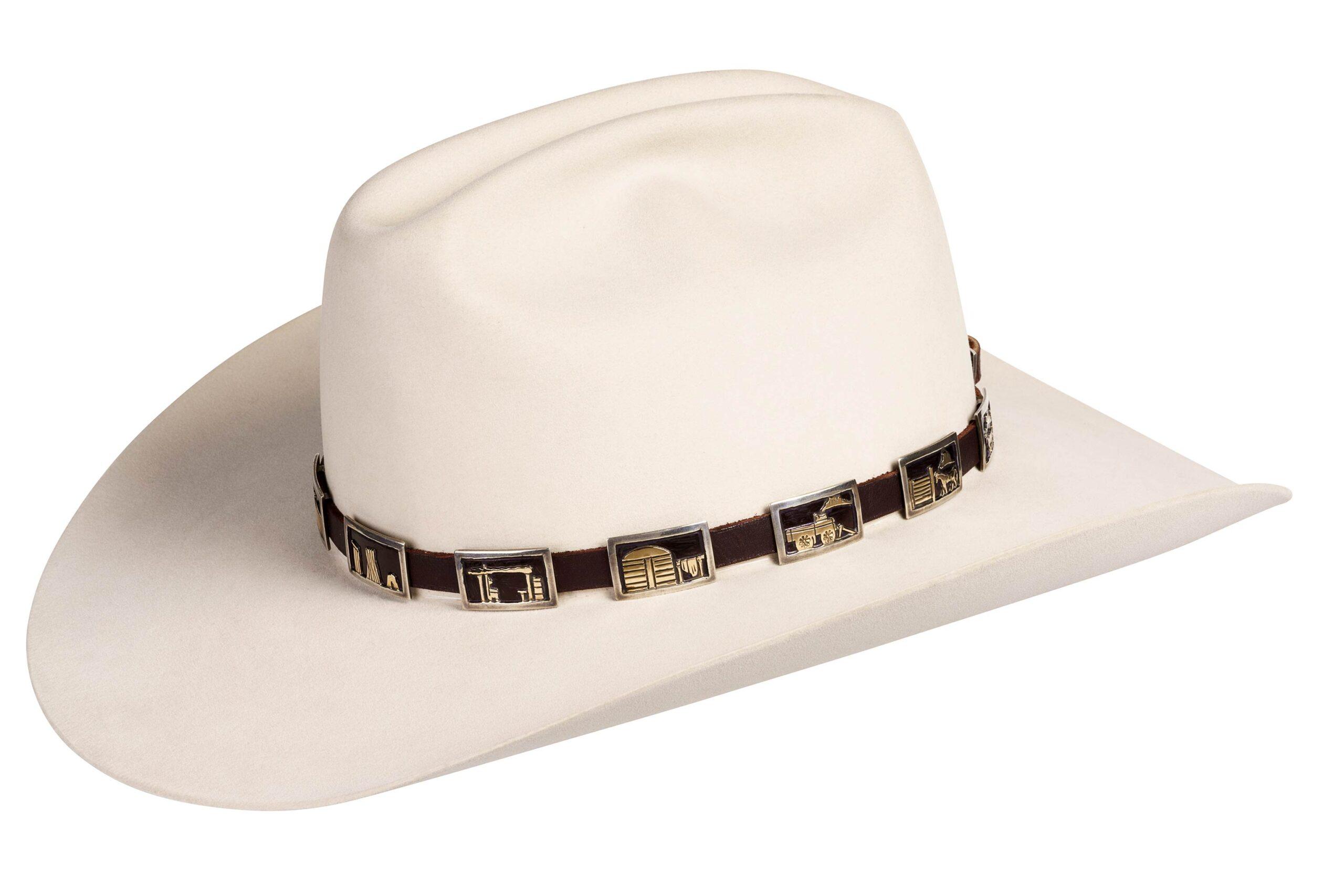 Tabaha 14K on Sterling Storyteller Hat Band
