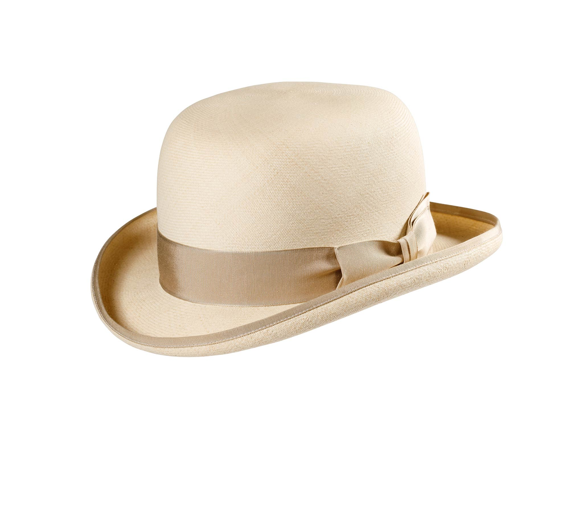 Bowler/Derby Panama Hat