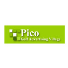 Pico Golf Advertising Village
