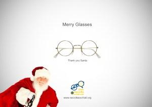 Montecristo crea THANK YOU campagna di comunicazione del Centro Italiano Lions per la Raccolta degli Occhiali Usati
