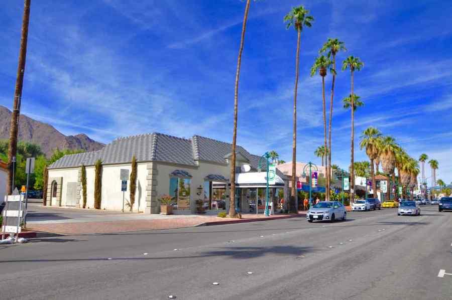 Palms Springs - California - di Claudio Leoni