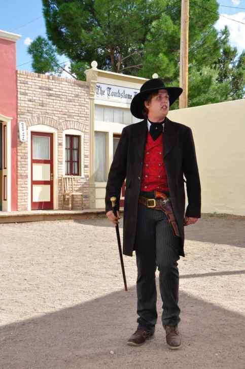 O.K. Corral - Tombstone - Arizona - di Claudio Leoni