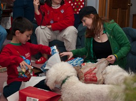 Lenny, Gary and Dakota - Christmas - 12.25.2009 - 13.00.05