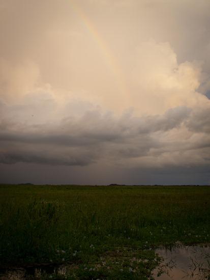 Rainbow from bridge - 09.15.2010 - 19.27.12