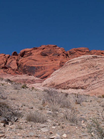 Red Rock Canyon Loop 1 - 05.03.2012 - 17.57.16