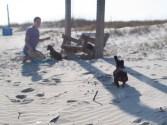 Tybee Island with Amos and Eva - 20130112 - 18