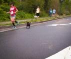 5K9 run with Amos and Eva - 20130428 - 27