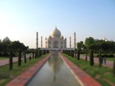 Taj Mahal in Agar 2007-06-17 5-49-37 PM-tiltshift