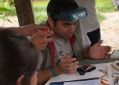 Birding at Finca Cantaros - 20130717 - 17