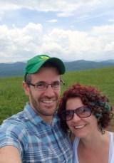Maureen and I