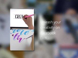 Facebook Website Inspiration