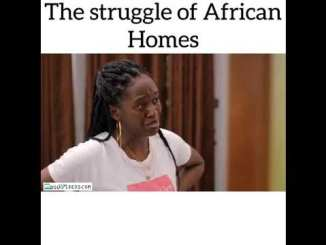 Download Comedy Video: Maraji – Struggles In An African Home