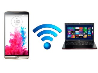 Sharing Files Between Android and PC Through Wi-Fi