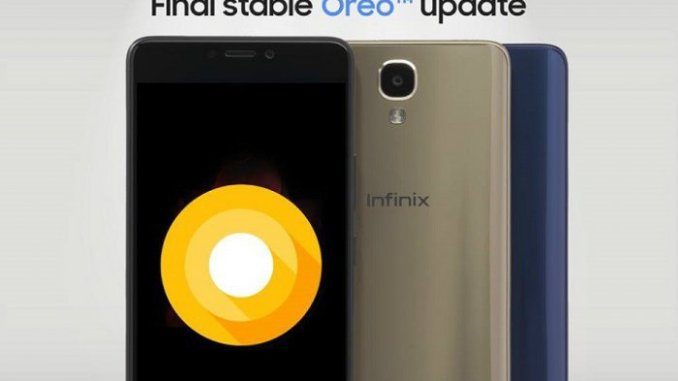 Easy Way to Upgrade Infinix Note 4 and Note 4 Pro to Android