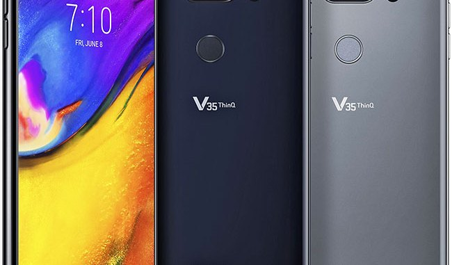 LG V35 ThinQ Full Specifications and Prices – Montelent Team