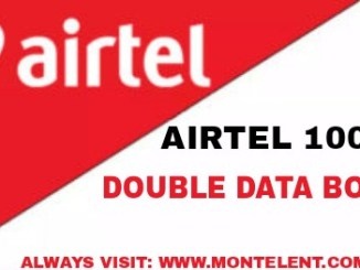 Airtel Double Data Bonus