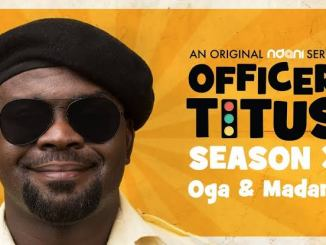 Video: Officer Titus S3E11 : Oga Titus & The Gang Meet Oga and His Madam