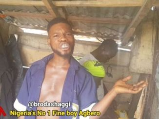 Download Comedy Video: Broda Shaggi – What's The Full Meaning Of BRT?