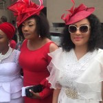 Veteran Actress Eucharia Anunobi Holds One Year Memorial Service For Her Late Son