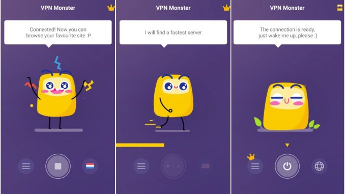 Download App: VPN Monster: Free Unlimited & Security Proxy VPN