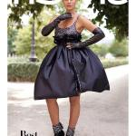 Tracee Ellis Ross covers InStyle Magazine's November Issue
