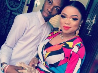 Bobrisky and James Obialor