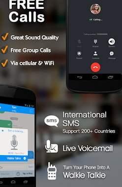 Buy Free USA, UK, Canada and International Numbers Using TalkU Free