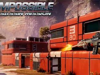 Impossible Assassin Mission: Elite Commando Game MOD APK Unlimited Money, Gold