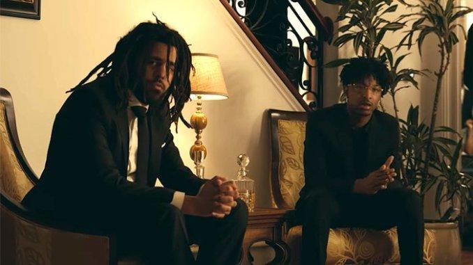 21 Savage - a lot (feat. J. Cole)