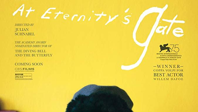 At Eternity's Gate (2018)