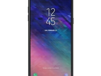 Samsung Galaxy A30 Illustrative