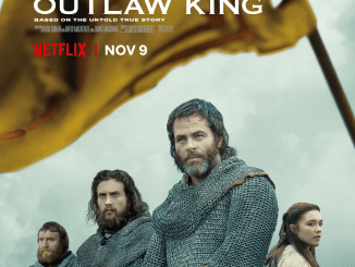 Outlaw King (2018)