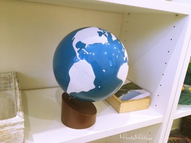 montessori globus pevnina a voda