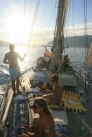 Yacht day charter in Kotor Bay on Monty B